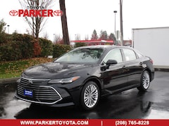 2019 Toyota Avalon Limited w/ Advanced Safety Pkg Sedan