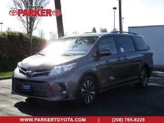 New 2019 Toyota Sienna XLE Premium 7 Passenger Van