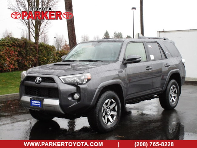 New 2019 Toyota 4Runner TRD Off-Road Premium w/ KDSS For Sale in