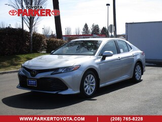 New 2019 Toyota Camry LE w/ Convenience Pkg Sedan