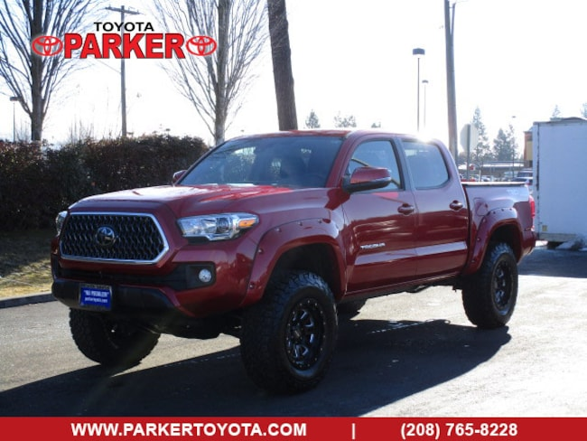 2018 Toyota Tacoma TRD OFFRD Truck Double Cab