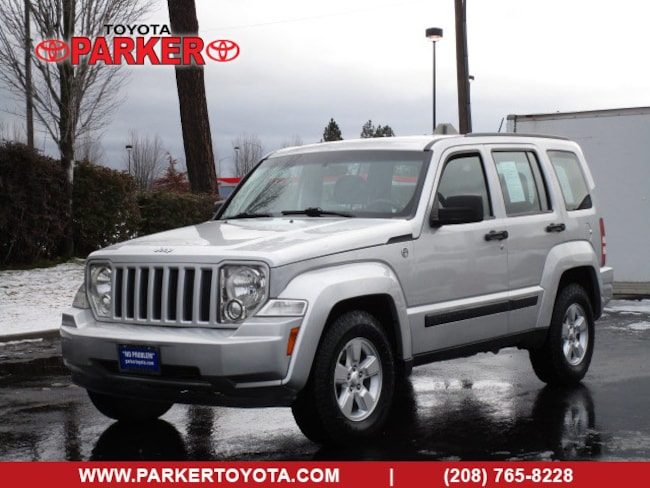 Used Jeep Liberty For Sale >> Used 2012 Jeep Liberty For Sale At Parker Toyota Vin