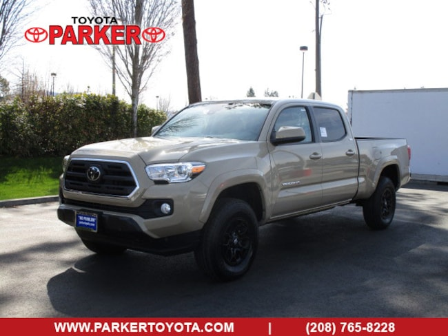 New 2019 Toyota Tacoma Double Cab SR5 L/B Truck Double Cab Coeur d'Alene, ID