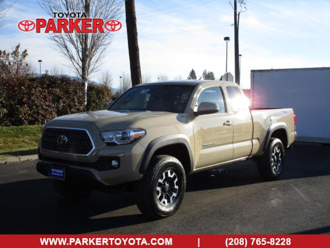 New 2019 Toyota Tacoma Access Cab Trd Off Road Premium For Sale In