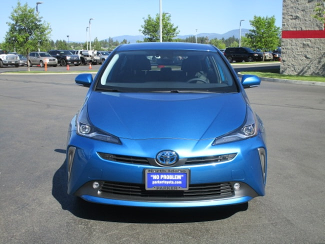 New 2019 Toyota Prius XLE AWD-e For Sale in Coeur d' Alene, ID   VIN