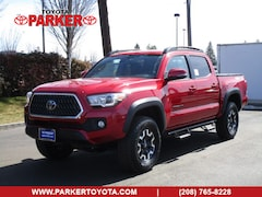 2019 Toyota Tacoma Double Cab TRD Off-Road w/ Tech Pkg Truck Double Cab