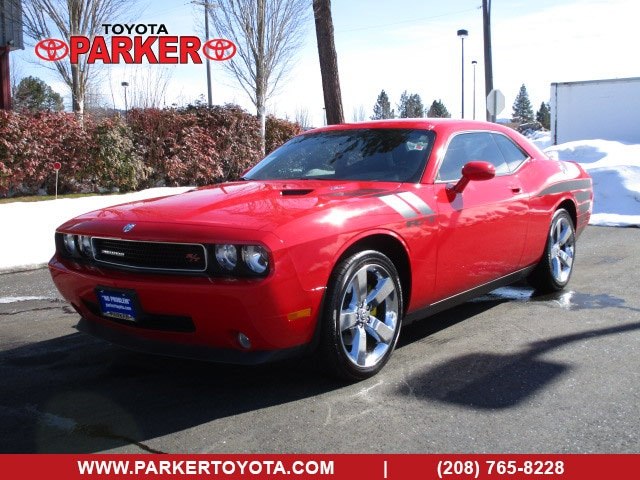 2010 Dodge Challenger R/T Coupe