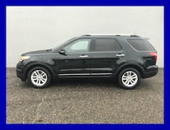 Used 2015 Ford Explorer XLT SUV near Akron, Ohio