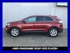 Certified Used 2016 Ford Edge SEL SUV near Akron, Ohio
