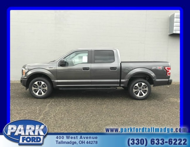 New 2019 Ford F-150 STX Truck SuperCrew Cab in Tallmadge, OH