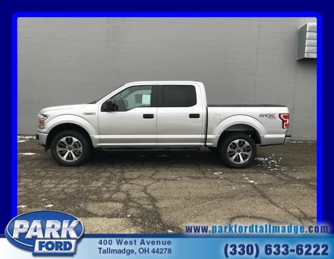 New 2019 Ford F-150 STX Truck SuperCrew Cab in Tallmadge, OH