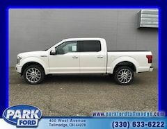 2018 Ford F-150 Limited Truck SuperCrew Cab
