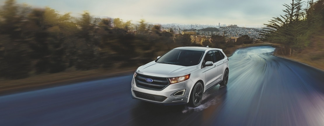 See How The Ford Edge