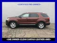 Used 2016 Ford Explorer XLT SUV near Akron, Ohio