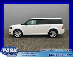 New 2019 Ford Flex SEL SUV near Akron, Ohio