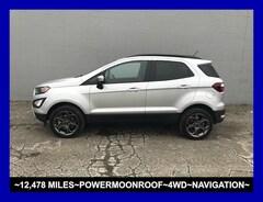 Used 2018 Ford EcoSport SES SUV near Akron, Ohio