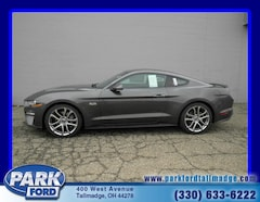 New 2018 Ford Mustang Coupe near Akron, Ohio