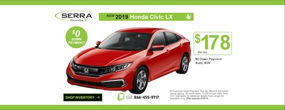 Honda Dealers Cleveland >> Serra Honda Akron New Used Honda Dealership Near Canton Oh