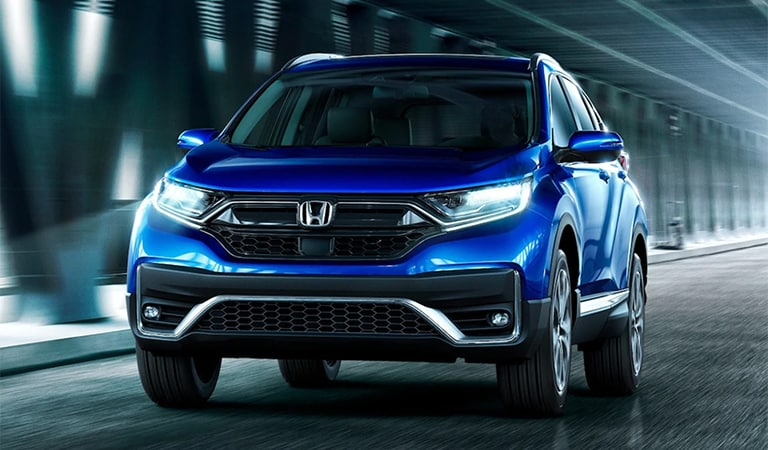 New 2020 Honda CR-V Akron OH
