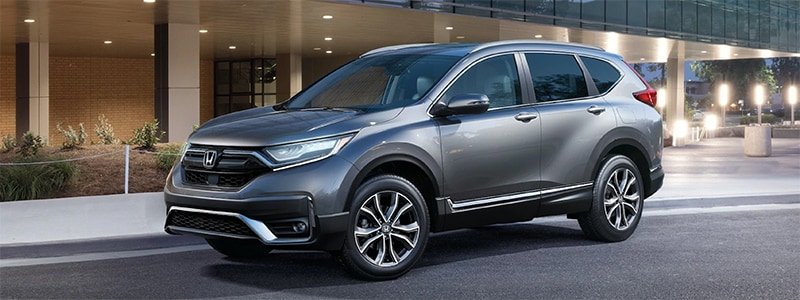 New 2020 CR-V Akron Ohio