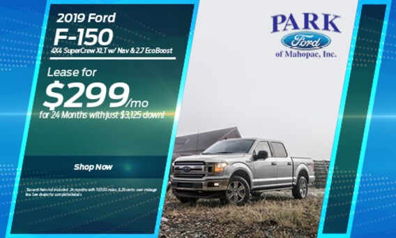 New and Used Ford Dealer Mahopac | Park Ford of Mahopac Inc