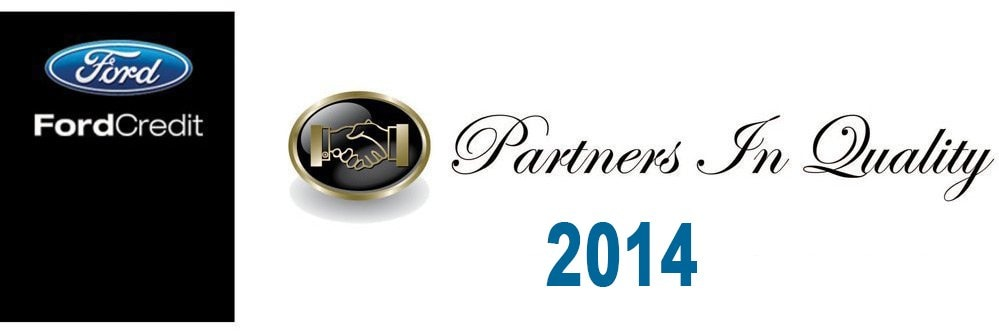 Partners in Quality Award 2014