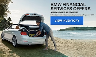 BMW Financial Services Offers