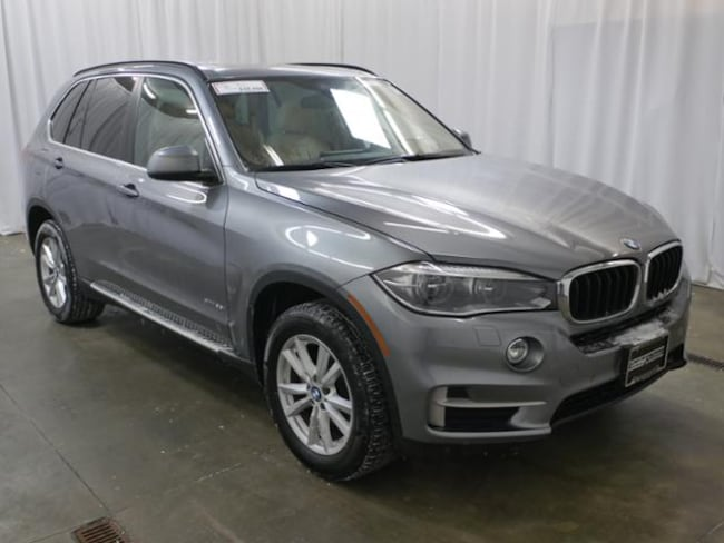 2015 BMW X5 AWD  Xdrive35i Heated Leather NAV SUV