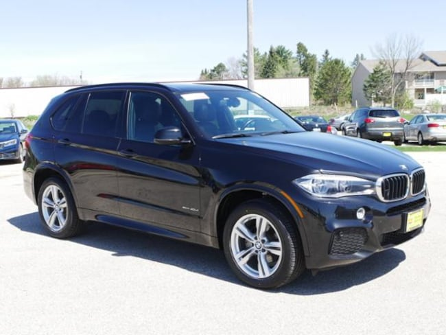 2015 BMW X5 AWD  Xdrive35d Heated Leather NAV SUV