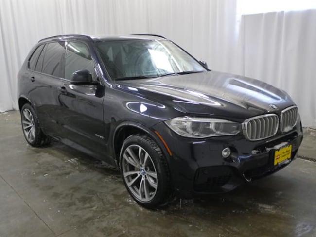 2017 BMW X5 Xdrive50i Sports Activity Vehicle Heated+Cooled Le SAV