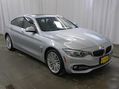2015 BMW 4 Series 428i Xdrive AWD Gran  Sulev Heated Leather NAV Gran Coupe