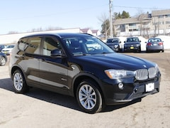 2016 BMW X3 AWD  xDrive28i HEATED LEATHER SUNROOF SAV