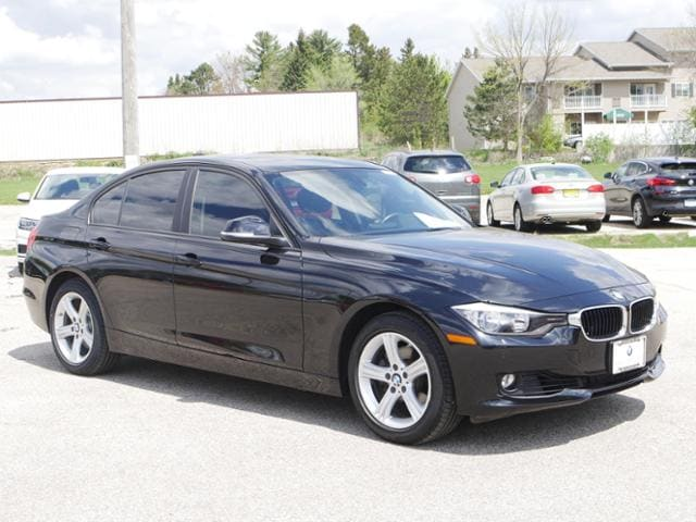 Pre-Owned 2015 BMW 3 Series For Sale at Park Place BMW | VIN