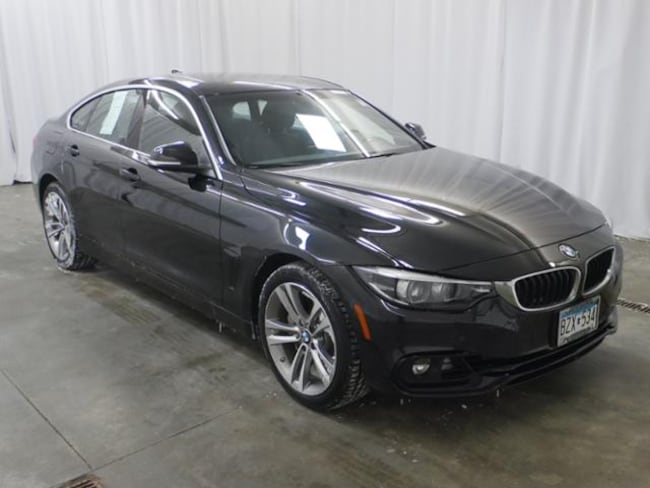2019 BMW 4 Series 440i Xdrive Gran  Heated Leather NAV Gran Coupe