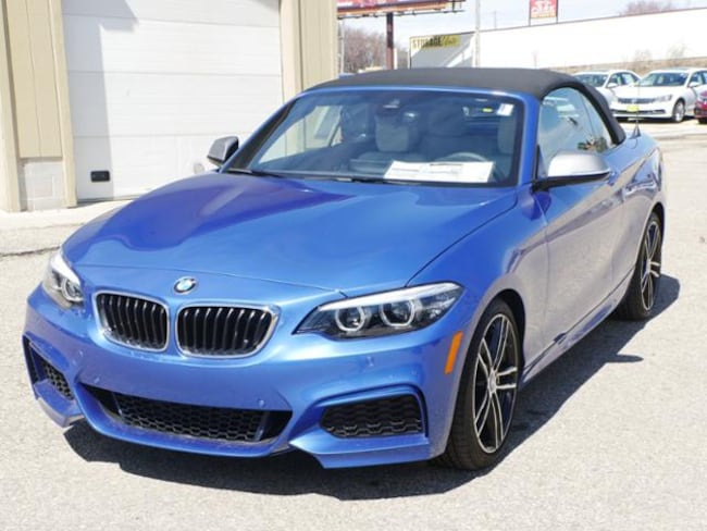 Pre Owned 2019 Bmw 2 Series For Sale At Park Place Bmw Vin