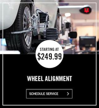 MB Wheel Alignment