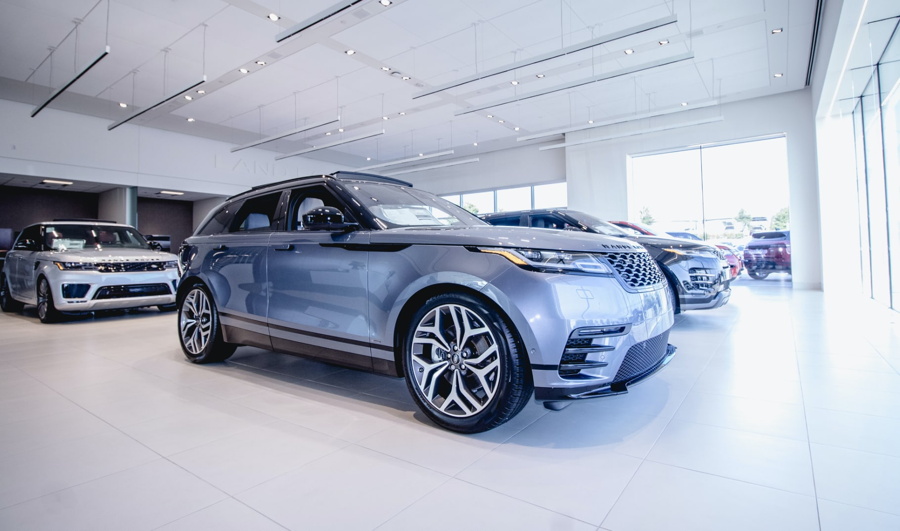 Land Rover Frisco >> New Land Rover Dealership | Dallas & Fort Worth near ...