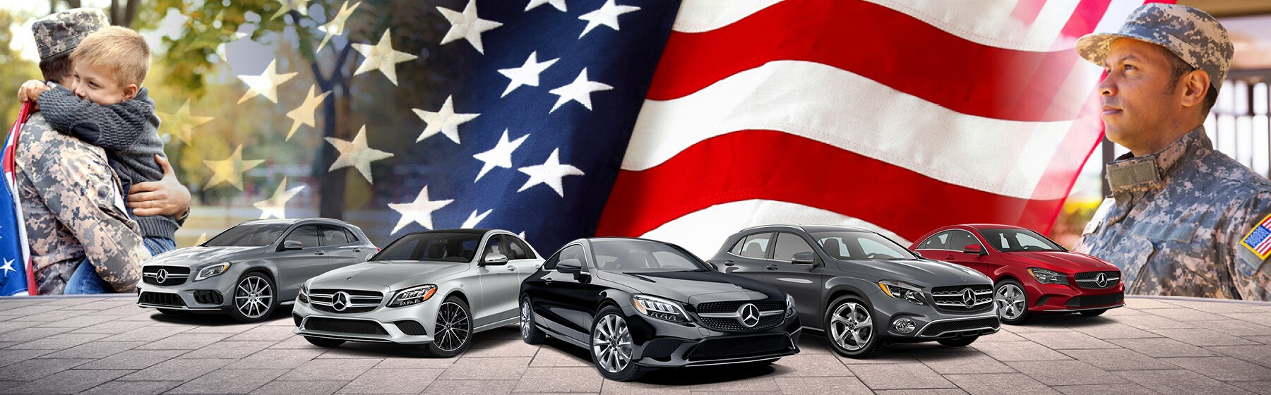 Mercedes-Benz Arlington Military Benefits | Park Place ...