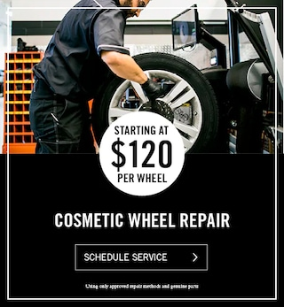 Cosmetic Wheel Repair
