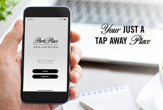 Park Place Preferred Mobile App | Park Place Dealerships