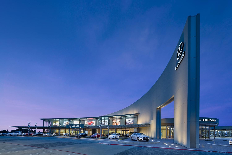 Contact Lexus In Plano