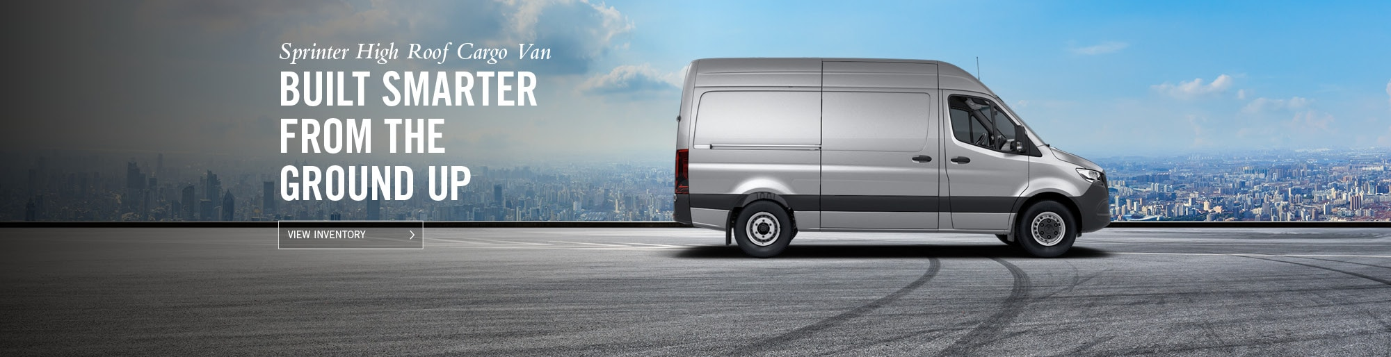 Sprinter Vans Dealership | Mercedes-Benz Arlington | Park Place