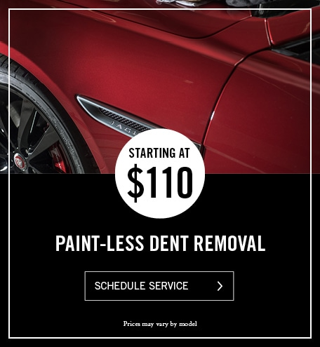 JLR Paint-Less Dent Removal