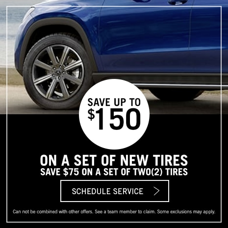 Mercedes Jan Tire Special