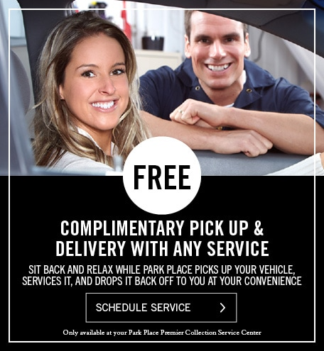 Premier Complimentary Pick Up and Delivery