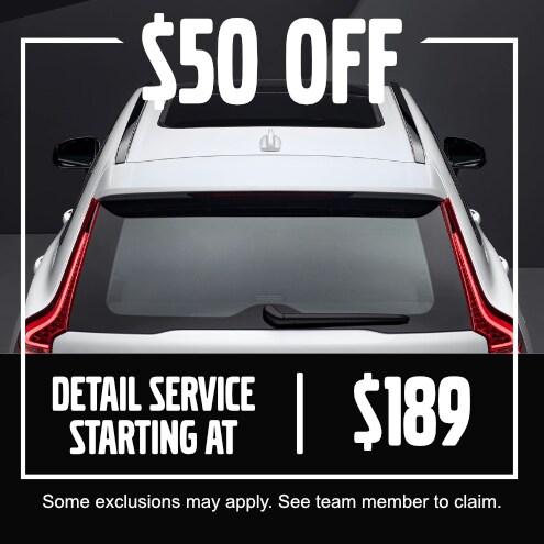 Volvo Detail Service