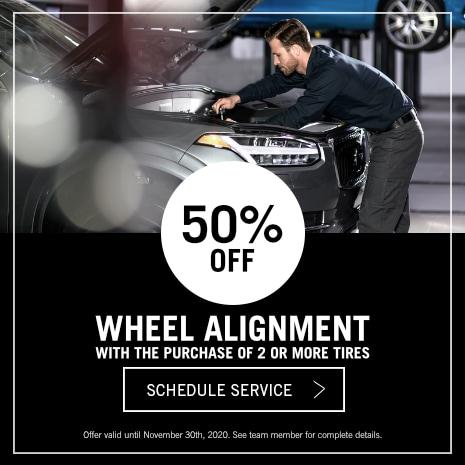Volvo Alignment Special