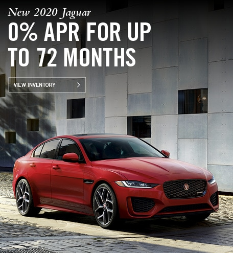 Jaguar 0% Financing