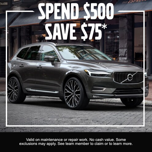 Volvo Spend & Save