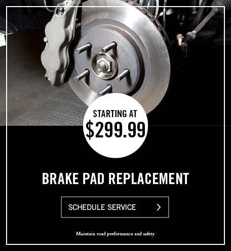 Mercedes-Benz Brake Pad Replacement